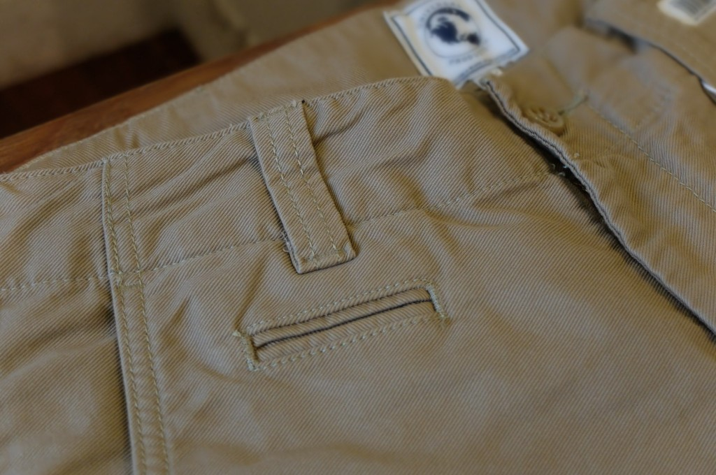 UNIVERSAL PRODUCTS Original chino trousers3