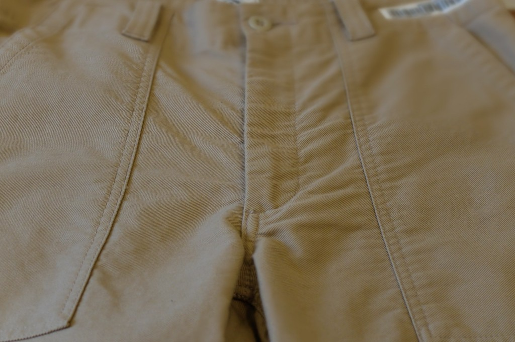 UNIVERSAL PRODUCTS Original fatigue pants2