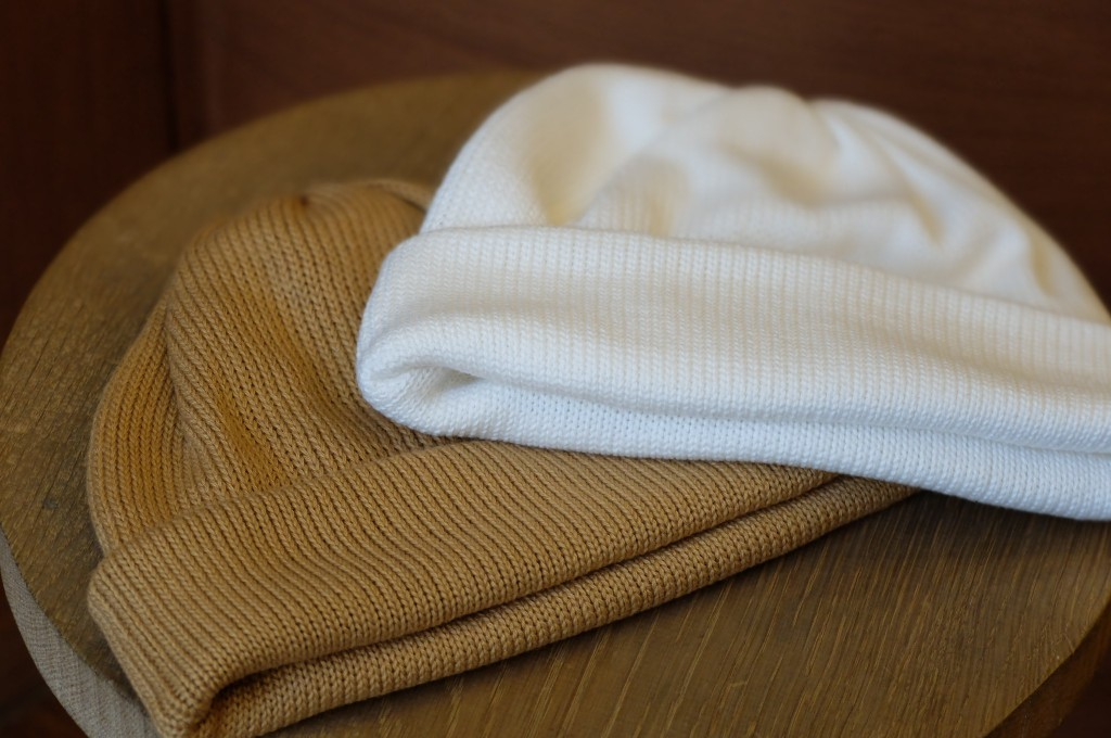 UNIVERSAL PRODUCTS Cotton knit cap1