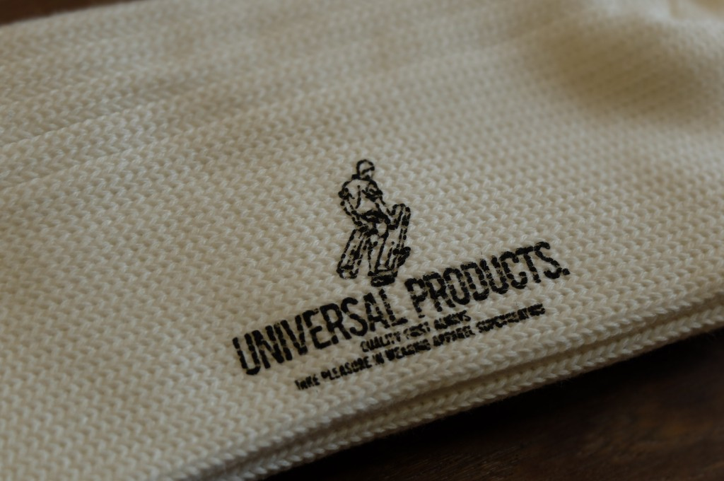UNIVERSAL PRODUCTS Cotton socks4