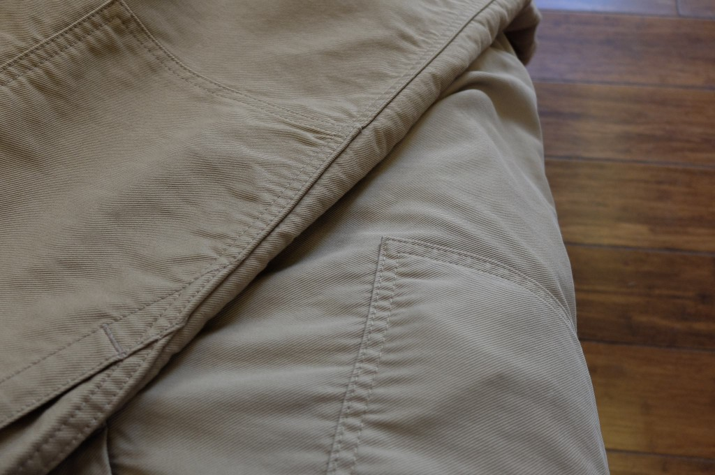 UNIVERSAL PRODUCTS Fatigue pants2