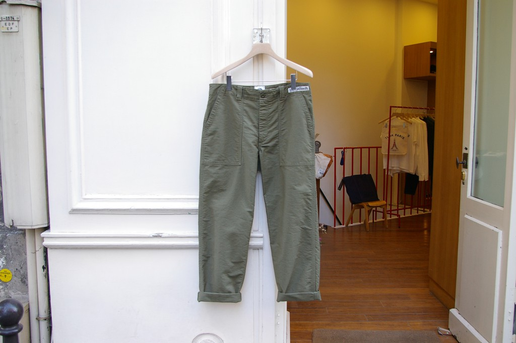 UNIVERSAL PRODUCTS ORIGINAL FATIGUE PANTS