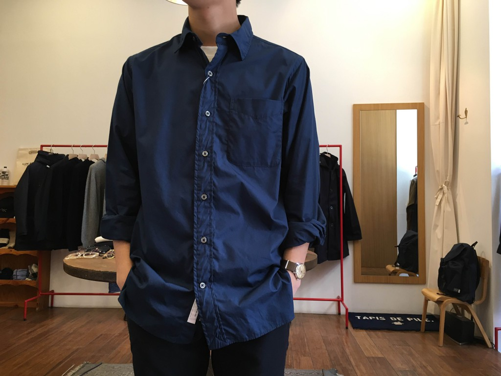 UNIVERSAL PRODUCTS GAMBERT CUSTOM SHIRT NAGATA