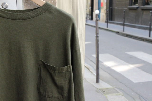 """UNIVERSAL PRODUCTS """"HEAVY WEIGHT L/S TEE"""""""